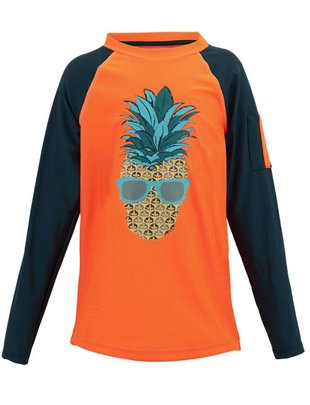 Sunuva swimwear Sunuva UV Shirt Pineapple