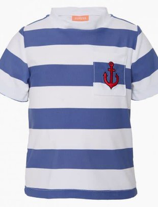 Sunuva swimwear Sunuva UV Shirt Anchor 12-24 M