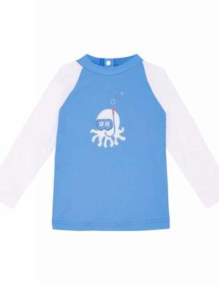 Sunuva swimwear Sunuva UV Shirt Sea Patchwork