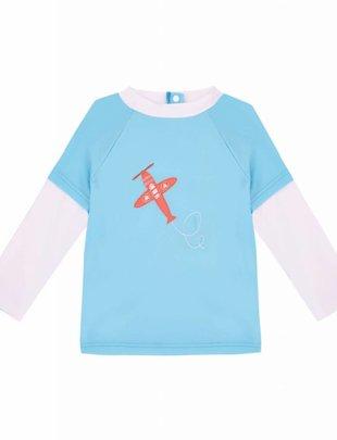 Sunuva swimwear Sunuva UV Shirt Airplane