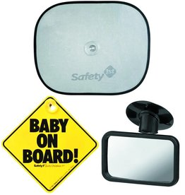 Safety First Safety First Travel Safety Kit