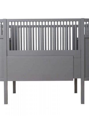 Sebra Sebra Bed Dark Grey