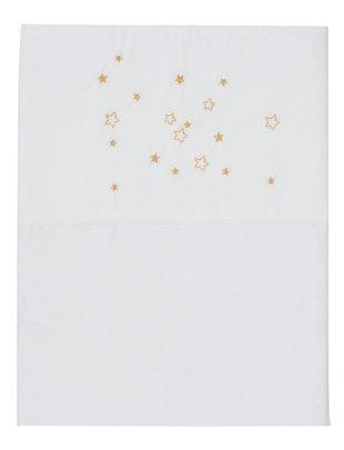 Koeka Koeka Laken Stars Ochre 80 x 100 cm