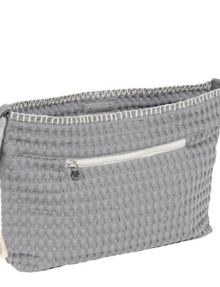 Koeka Koeka Buggy Purse Baby Antwerp Steel Grey