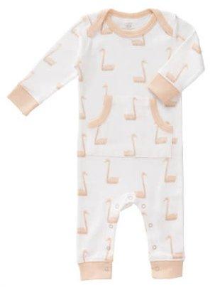 Fresk Fresk Pyjama Swan Pale Peach