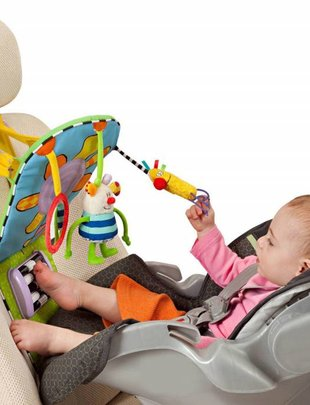 Taftoys Taf Toys Easy Drive Autospeelgoed