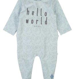 Bla Bla Bla Bla Bla Bla Pyjama Hello World
