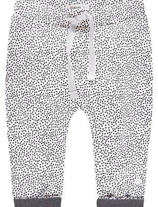 Noppies Noppies Legging wit met zwarte dots Kirsten