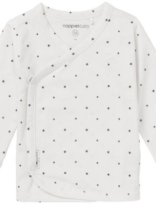 Noppies Noppies T-Shirt Lange Mouw Anne White