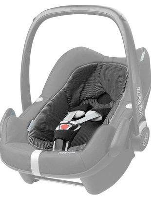 Maxi Cosi Maxi Cosi Inlay Pebble Plus Black Raven