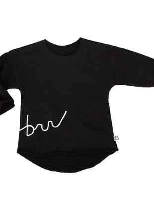 Aai Aai Aai Aai Brr Sweater Zwart