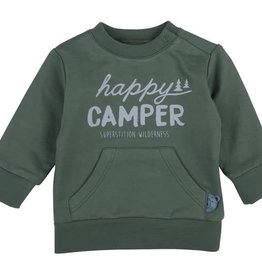 Zero2three Zero2Three Sweater Happy Camper