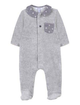 Absorba Absorba Pyjama Gris Chiné