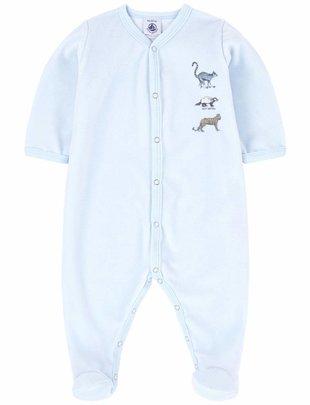 Petit Bateau Petit Bateua Pyjama Dieren
