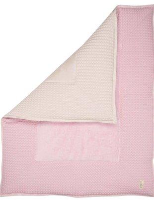 Koeka Koeka Boxkleed Amsterdam Old Baby Pink/Pebble