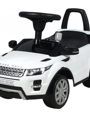 Happy-Car Happy-Car Loopauto Range Rover White