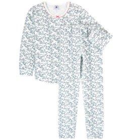 Petit Bateau Petit bateau Pyjama Bloemen