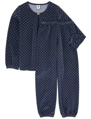 Petit Bateau Petit Bateau Pyjama Dot Gold
