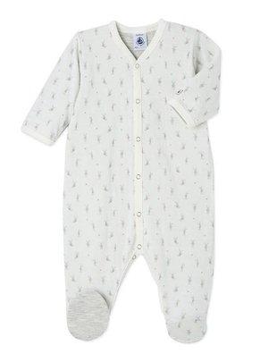 Petit Bateau Petit Bateau Pyjama Konijntjes
