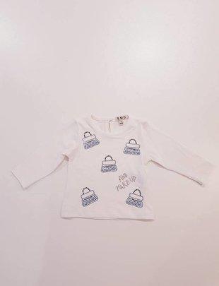 EMC EMC T-shirt Handtassen Strass