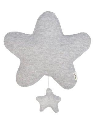 Trixie Trixie Muziekmobiel Star Granite Grey