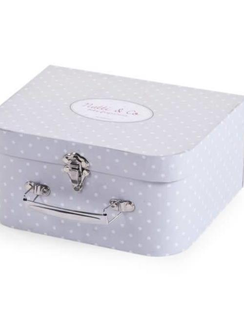 Childhome Childhome Gift Box incl. Doudou, Kader, Slab ...