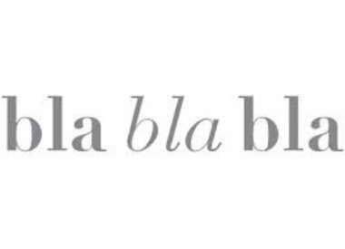 Bla Bla Bla