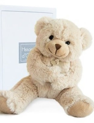 Histoire d'Ours Histoire d'Ours Teddybeer Beige 25 cm