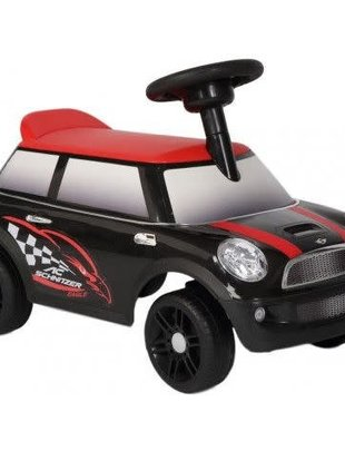 Babylonia Happy-Car Loopauto Mini Black