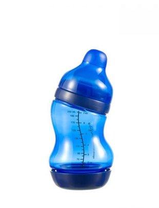 Difrax Difrax S-Fles Wide 200 ml Blauw