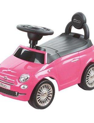 Happy-Car Happy Cars Loopauto Fiat 500 Pink