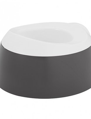 Luma Luma Wc-Potje Dark Grey