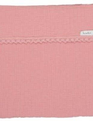 Koeka Koeka Deken Elba Old pink 75 x 100 cm
