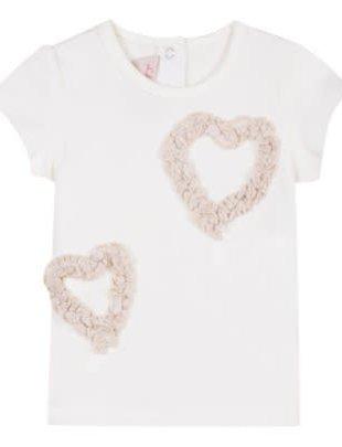 Lili Gaufrette Lili Gaufrette T-shirt Hartjes