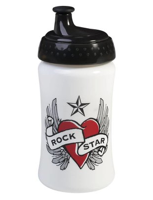 Rock Star Baby Rock Star Baby Drinkbeker Heart & Wings 340ml