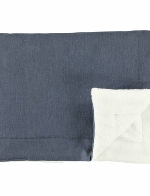Les Rêves d'Anaïs Les Rêves d'Anaïs Dekentje 75 x 100 cm Eclipse Blue