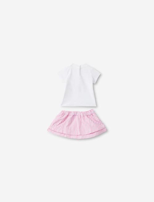 Liu Jo Liu Jo T-shirt & Rokje Pinky