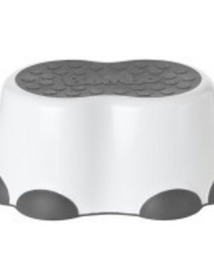 Bumbo Bumbo Step Stool Wit/Grijs