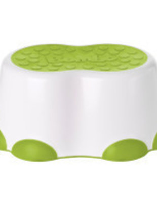 Bumbo Bumbo Step Stool Wit/Lime