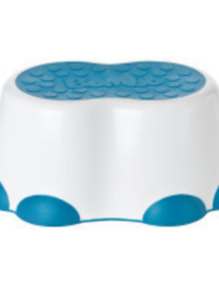 Bumbo Bumbo Step Stool Wit/Blauw