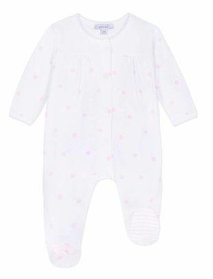 Absorba Absorba Pyjama Roze Stippen