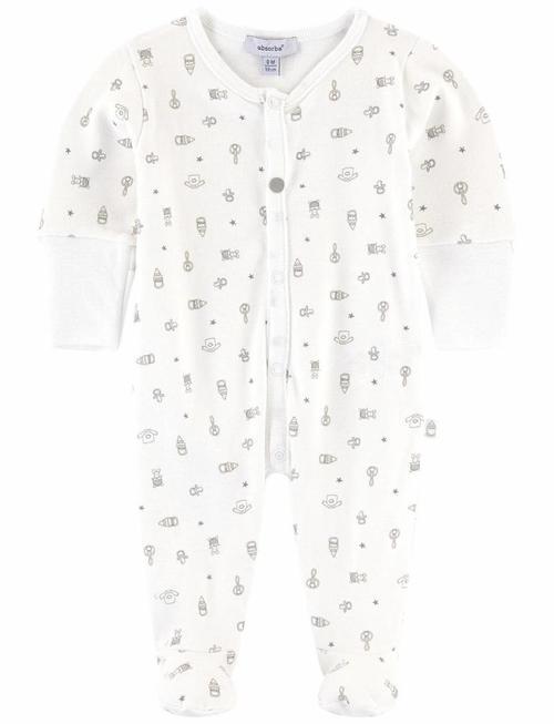 Absorba Absorba Pyjama Met Krabwantjes