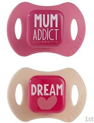 Béaba Beaba Fopspenen Set Dream - Mum Addict 0-6M