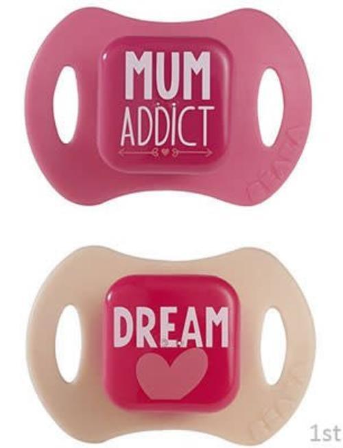 Béaba Beaba Pacifier Set Dream - Mum Addict 0-6M