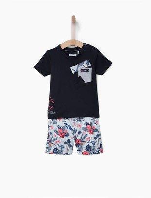 IKKS IKKS Ensemble: T-shirt & Bermuda
