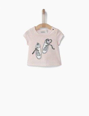 IKKS IKKS T-shirt Meisjes Schoentjes