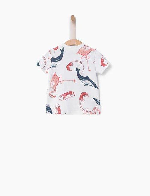 IKKS IKKS T-shirt Sun, Sea & Sand