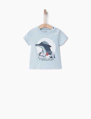 IKKS IKKS T-shirt Dolfijn