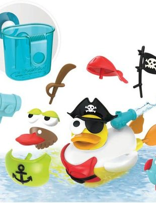 Yookidoo Yookidoo Badspeelgoed  Jet Duck Pirate
