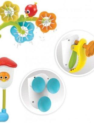 Yookidoo Yookidoo Badspeelgoed Sensory Bad Mobile
